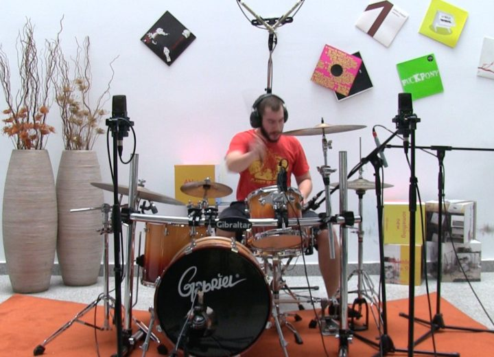 the ultimate drum recording pano ponti